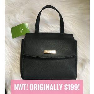 NWT! Black Kate Spade ♠️ Crossbody